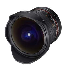 Samyang 12mm F2.8 Fish-Eye ED AS NCS Canon