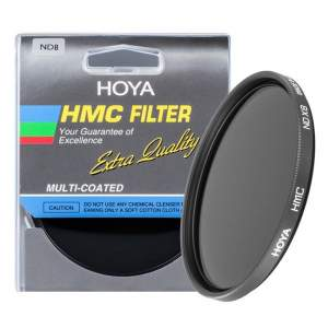 HOYA FILTR NDX8 HMC Multi-Coated 62 mm szary