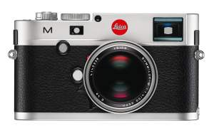 Leica M Silver Chrome  body