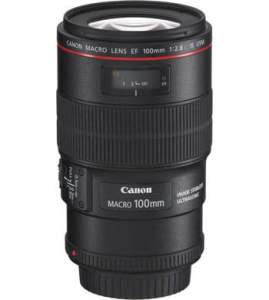 Canon EF 100 mm f/2.8L IS  USM MACRO