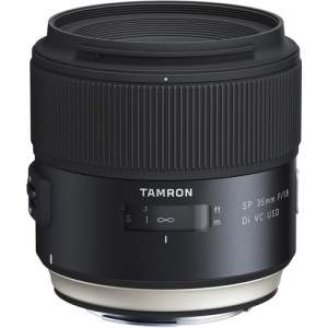 Tamron SP 35mm F/1.8 Di VC USD Sony Dystrybucja PL