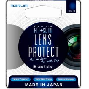 Marumi Fit + Slim Filtr Lens Protect 58mm
