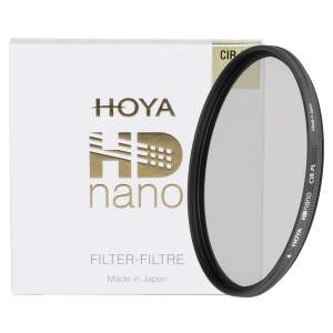 Hoya CIR-PL HD NANO 58 mm