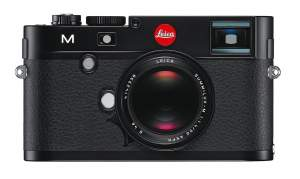 Leica M Black body
