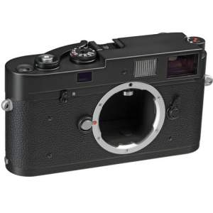 Leica M-A body black