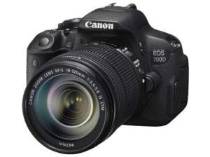 Canon EOS 700D + EFS 18-135 IS STM