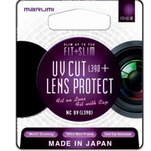 Marumi Fit + Slim Filtr UV 55mm