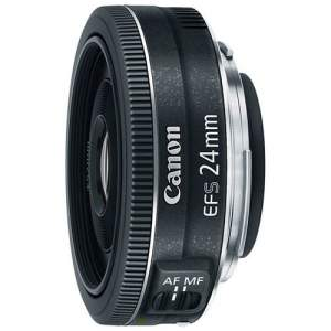 Canon EF-S 24 mm f2.8 STM