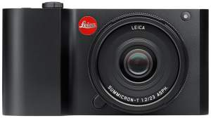 Leica TL body Black