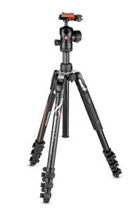 Manfrotto Statyw Befree Sony Alpha Advanced Lever MKBFRLA-BH