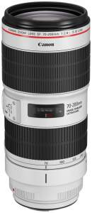 Canon EF 70-200 mm f/2.8 L IS III