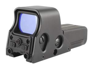 Focus In Sight Graphic Red Dot AA Kolimator