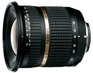 Tamron 10-24 f/3.5-4.5 SP AF Di II LD IF ASP Canon Dystrybucja PL