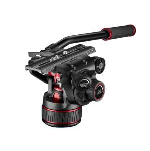 Manfrotto Głowica Video Nitrotech 612 MVH612AH