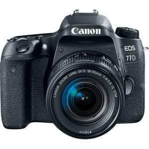 Canon EOS 77D 18-55 mm f/4.0-5.6  IS STM
