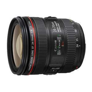 Canon EF 24-70 f 4L IS USM