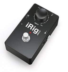 IK iRig STOMP - Interfejs audio stompbox
