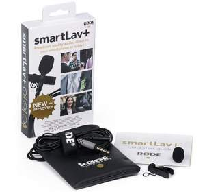 RODE SmartLav+ Mikrofon Lavalier do iOS/Android