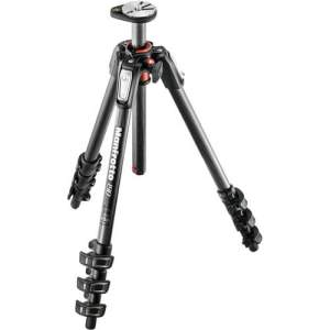 Manfrotto Statyw MT190CXPRO4 carbon 4 sekc. bez głowicy