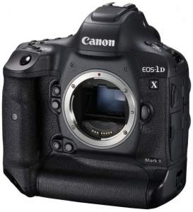 Canon EOS-1D X  Mark II body