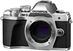 Olympus E-M10 Mark III Body srebrny