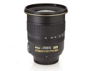 Nikon Nikkor AF-S DX 12-24 mm f/4G IF- ED