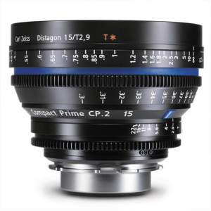 ZEISS CINE CP.2 15MM EF/MT