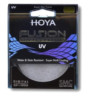 Hoya Filtr UV Fusion Antistatic 52 mm
