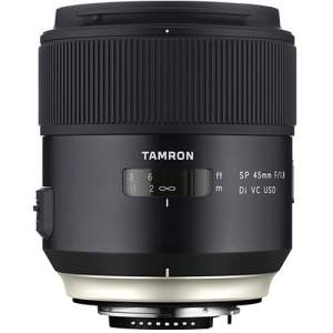 Tamron SP 45mm F/1.8 Di VC USD Canon Dystrybucja PL