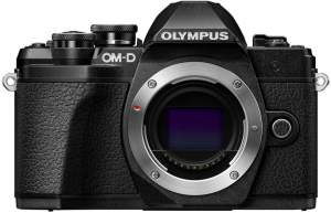 Olympus E-M10 Mark III Body czarny