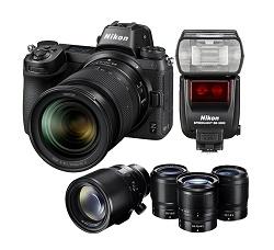 Aparaty Cyfrowe Canon Nikon Sklep Fotograficzny Warszawa