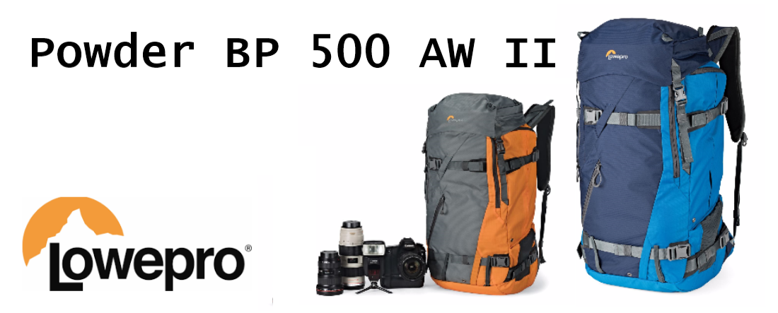 Lowepro power 500